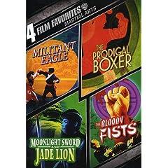Martial Arts: 4 Film Favorites