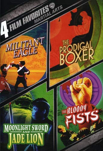 Martial Arts: 4 Film Favorites
