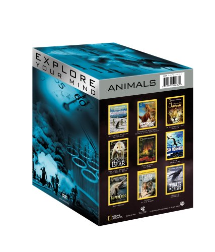 National Geographic: Explore Your Mind - Animals