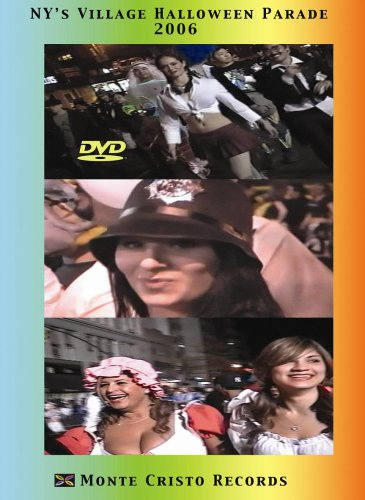 NY's Village Halloween Parade 2006