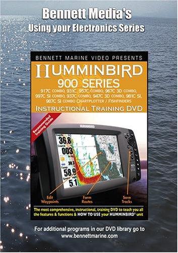 HUMMINBIRD FISHFINDER 997CSL COMBO