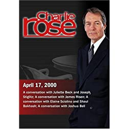 Charlie Rose (April 17, 2000)