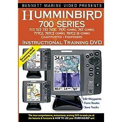 HUMMINBIRD FISHFINDER 797C2 SL COMBO
