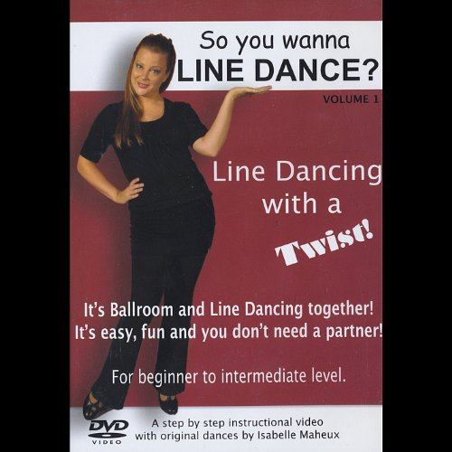 So you wanna Line Dance ?