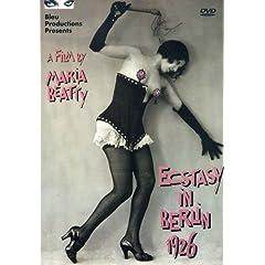 Ecstacy in Berlin 1926