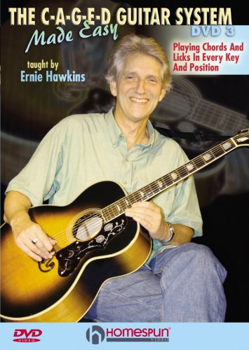 The C-A-G-E-D Guitar System Made Easy DVD#3