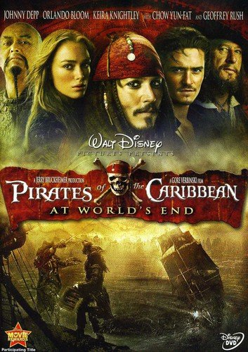 Pirates of the Caribbean - At World's End (Widescreen Edition)