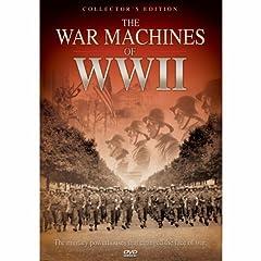The War Machines of World War II