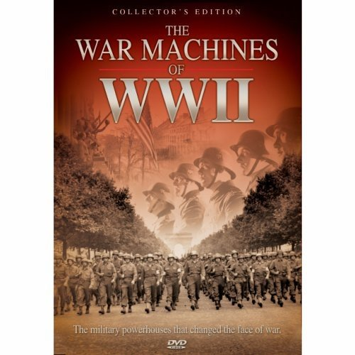 The War Machines of World War II