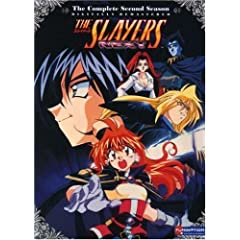Slayers Next - The Complete Second Season