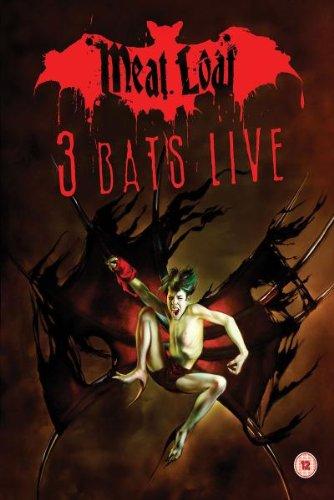 Meat Loaf: 3 Bats Live