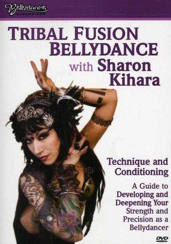 Tribal Fusion Bellydance with Sharon Kihara
