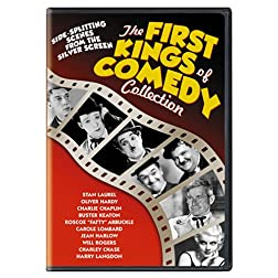 First Kings of Comedy Collection (