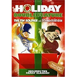 Holiday Double Feature: The Tin Soldier/Rumpelstiltskin