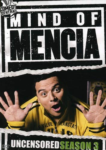 Mind Of Mencia - Uncensored Season 3