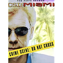C.S.I. Miami - The Fifth Season