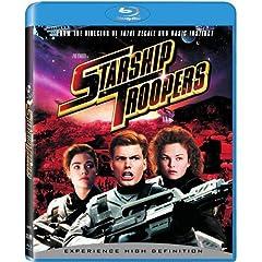 Starship Troopers [Blu-ray]