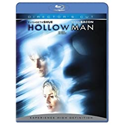 Hollow Man - The Director's Cut [Blu-ray]