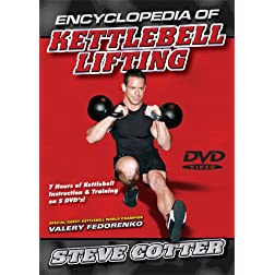 Encyclopedia Of Kettlebell Lifting Series 1 - The Ultimate Instructional DVD Series On Kettlebells And The Definitive Russian Kettlebell Resource