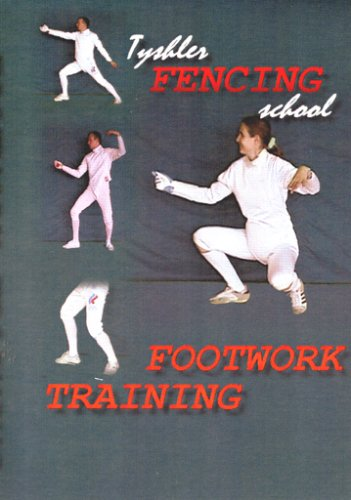 Training of a Fencing Champion Fencing Footwork Training