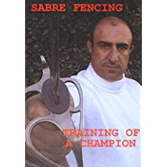 Training of a Fencing Champion Sabre Fencing
