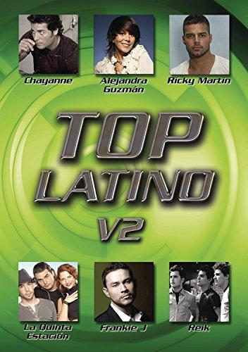 Top Latino, Vol. 2: Linea Naranja