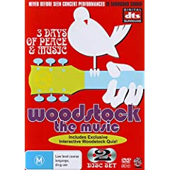Woodstock-the Music