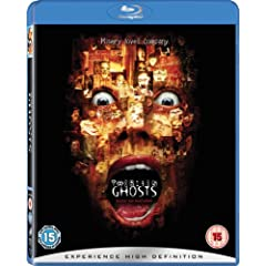 Thirteen Ghosts [Blu-ray]