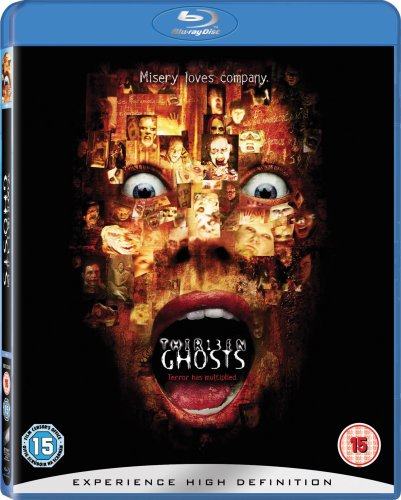 Thirteen Ghosts [Blu-ray]