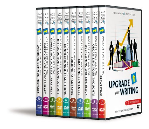 The Complete Upgrade Your Writing Series