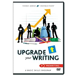Upgrade Your Writing: Prewriting