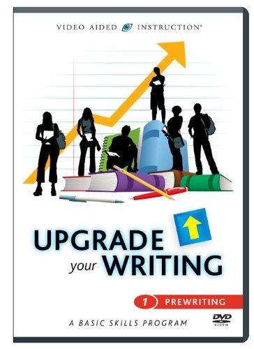 Upgrade Your Writing: Prewriting