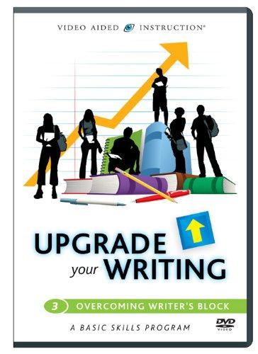 Upgrade Your Writing: Overcoming Writer's Block