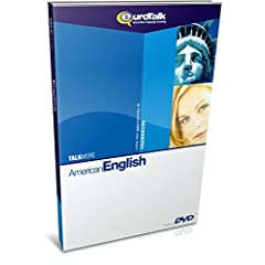 EuroTalk Interactive - Talk More! American English (US); an interactive language learning DVD for beginners+