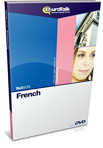 EuroTalk Interactive - Talk More! French; an interactive language learning DVD for beginners+