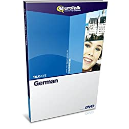 EuroTalk Interactive - Talk More! German; an interactive language learning DVD for beginners+