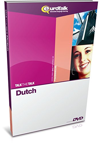EuroTalk Interactive - Talk More! Dutch; an interactive language learning DVD for beginners+