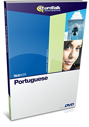 EuroTalk Interactive - Talk More! Portuguese; an interactive language learning DVD for beginners+
