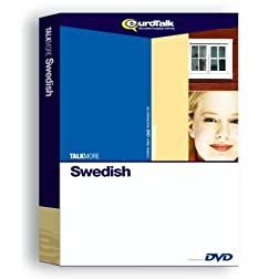 EuroTalk Interactive - Talk More! Swedish; an interactive language learning DVD for beginners+