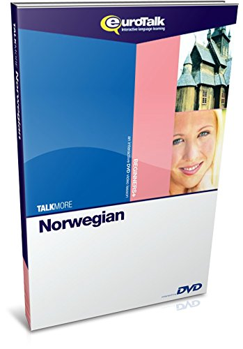 EuroTalk Interactive - Talk More! Norwegian; an interactive language learning DVD for beginners+