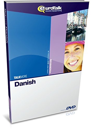 EuroTalk Interactive - Talk More! Danish; an interactive language learning DVD for beginners+