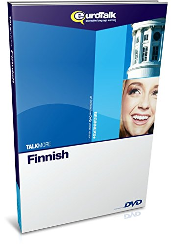 EuroTalk Interactive - Talk More! Finnish; an interactive language learning DVD for beginners+