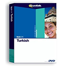 EuroTalk Interactive - Talk More! Turkish; an interactive language learning DVD for beginners+