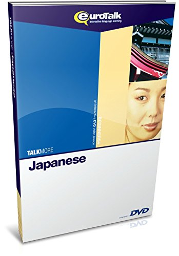 EuroTalk Interactive - Talk More! Japanese; an interactive language learning DVD for beginners+