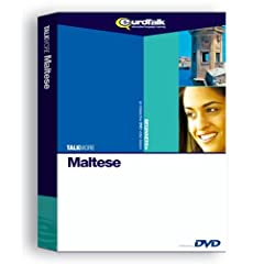 EuroTalk Interactive - Talk More! Maltese; an interactive language learning DVD for beginners+