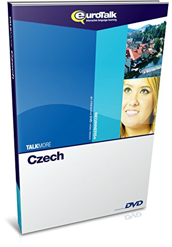 EuroTalk Interactive - Talk More! Czech; an interactive language learning DVD for beginners+