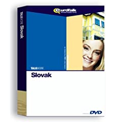 EuroTalk Interactive - Talk More! Slovak; an interactive language learning DVD for beginners+