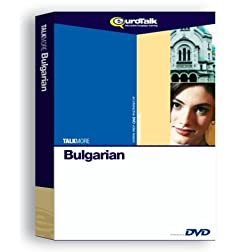EuroTalk Interactive - Talk More! Bulgarian; an interactive language learning DVD for beginners+
