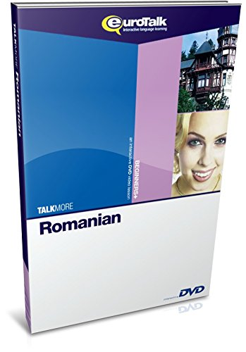 EuroTalk Interactive - Talk More! Romanian; an interactive language learning DVD for beginners+