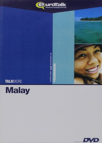 EuroTalk Interactive - Talk More! Malay; an interactive language learning DVD for beginners+